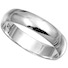 unisex-plain-sterling-silver-wedding-band-ring-5mm
