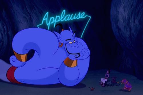 Disney Announces next Live-Action film……..GENIES!