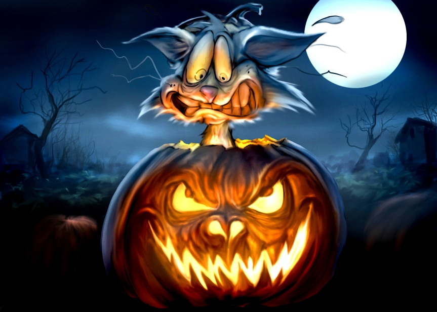 """Top 10 Halloween songs that are sure to put you in the """"Spirit"""" of the season ;)"""