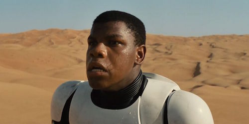 Star Wars: Force Awakens Boycotted for being Anti-White…