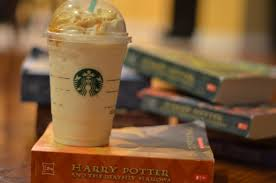 Starbucks makes a Harry Potter drink!!!!