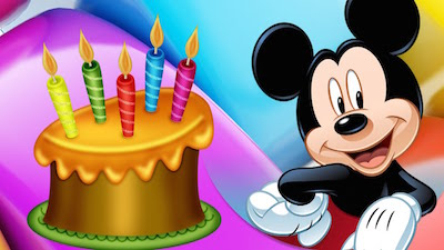 Happy Birthday MickeyMouse!