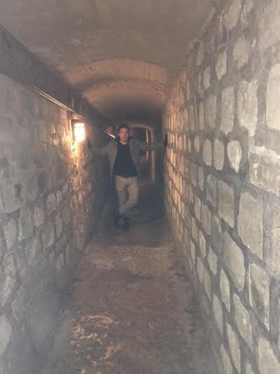 the catacombs, the catacombs of paris,paris, tourist, travel, paris travel, paris gays, france, haunted places, husband and husband, jonathan l. ferrara, aaron ferrara, gay bloggers, scary places