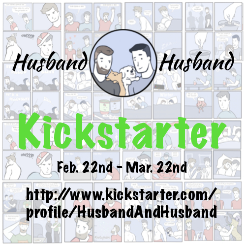 husband and husband gay comics kickstarter new best gay comic successful kick starters husband&husband comics, husband and husband comics best gay comic, gay comic, lgbt comic,